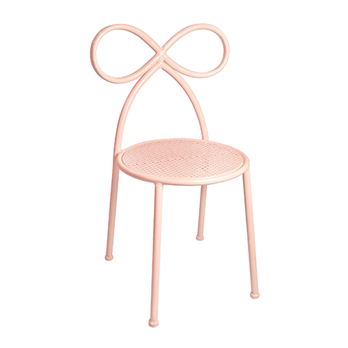 Bow Blush Chair